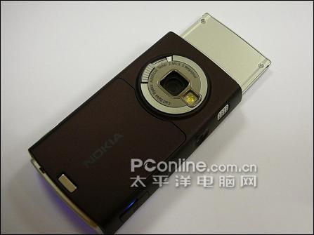 500万像素诺基亚智能旗舰新机N95到货