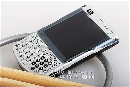 gps精确导航惠普ppc智能手机hw6965评测