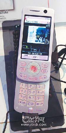 世界电信展至IN世界移动通讯终端一览
