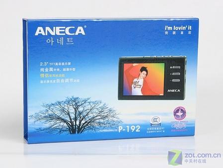 情侣共享双耳机ANECA播放器P-192评测