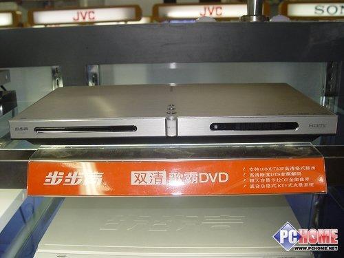 完胜进口步步高DV999HDMIDVD评测