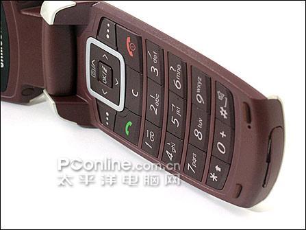 优雅 三星低端翻盖手机X518评测