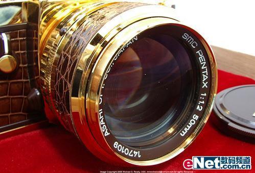 迷人黄金秀宾得经典LX相机黄金版图赏(3)