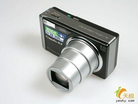 DC版小强限量20抢购理光强悍R4仅2200
