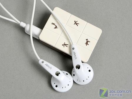 比拼苹果Shuffle二代iRiverS7图赏(2)