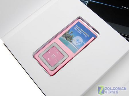 粉色年底三款不太红的精品MP3选购