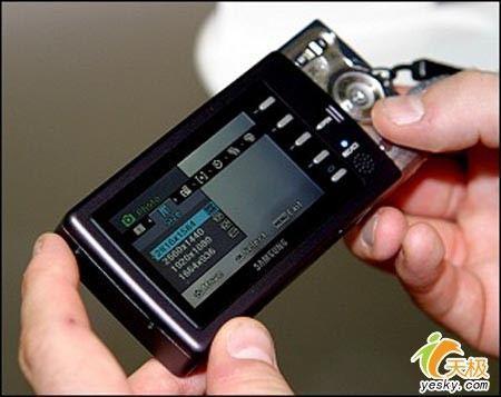 超炫拉风滑盖功能强三星MS61降价售2499