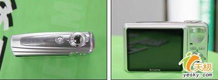 5X光变3寸屏富士F650家用相机大降两百
