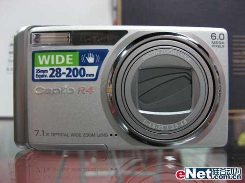 7.1倍光变28广角理光R4相机仅售1950元