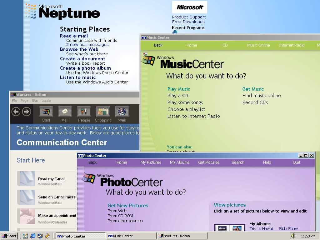 2006年终特别奉献一起回顾Windows这20年(12)