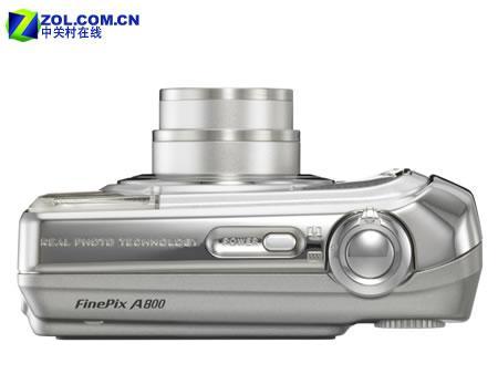 八百万像素入门DC首选富士A800发布