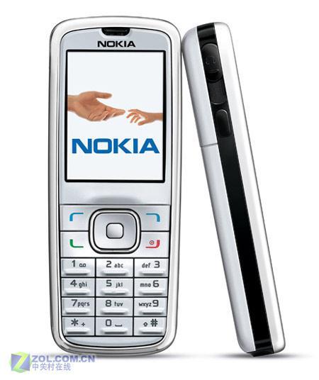 简约时尚 诺基亚直板CDMA手机6275评测