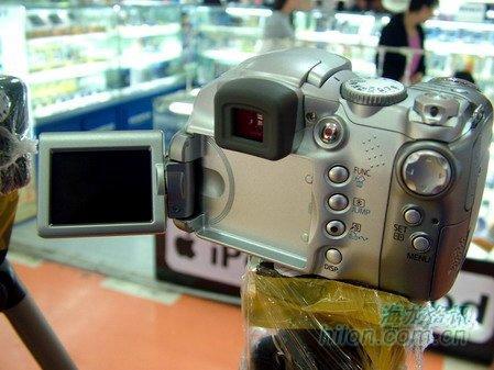 坚如磐石的品质佳能S2IS相机卖3400元