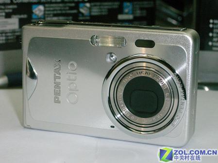 七百万像素卡片机宾得S7相机降价300元
