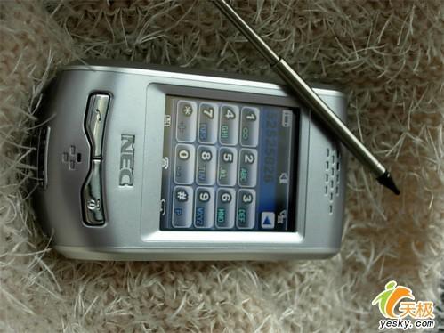 物美价廉NEC低端手写N3303只卖599元