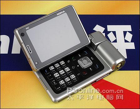 宽大金属外壳诺记靓屏电视手机N92评测