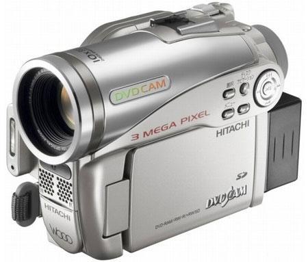 日立hitachi发布了最新的dvd数码摄像机wooo dz-gx5300,支持dvd-r