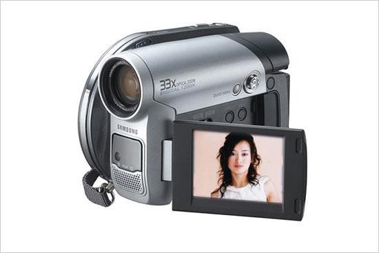 从低端到高端主流DVD摄像机选购指南