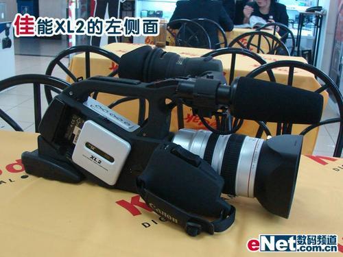 著名3CCD专业DV佳能XL2狂降1500元