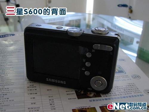 轻薄小精灵三星S600套装相机仅1380元
