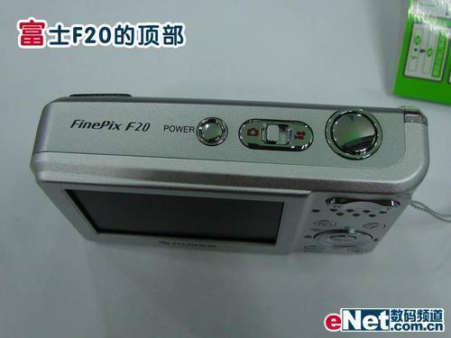 小相机超高感光富士F20相机大降220元