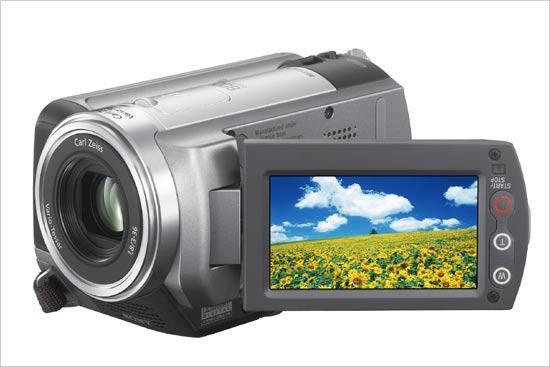 有容乃大硬盘式数码摄像机选购指南(4)