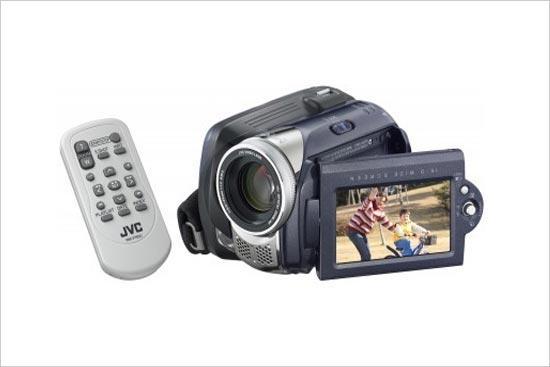 有容乃大硬盘式数码摄像机选购指南(2)