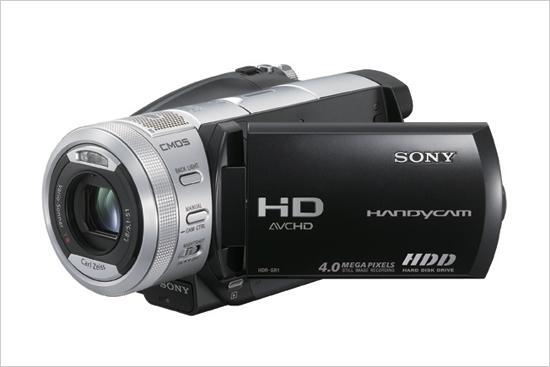 有容乃大硬盘式数码摄像机选购指南(5)