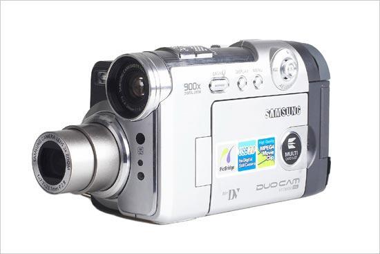 摄影拍照两不误高质静像拍照摄像机导购