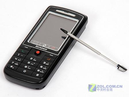 百万像素联想低端手写手机P330评测