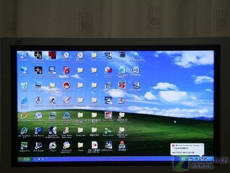 优派N3700W液晶电视抢先测试(8)