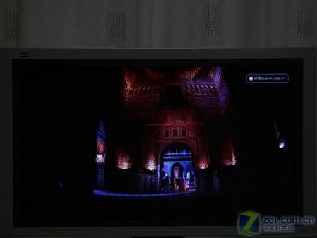 优派N3700W液晶电视抢先测试(10)