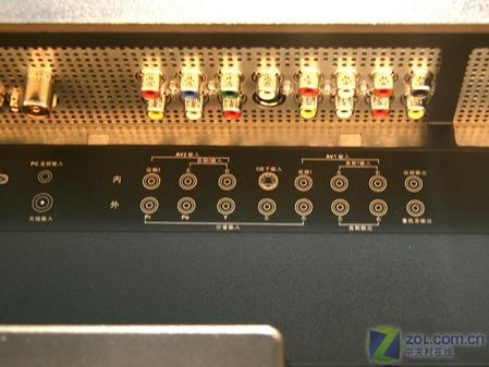 优派N3700W液晶电视抢先测试(5)