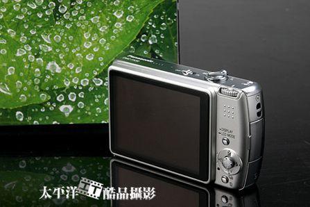 三寸大屏新玩法松下数码相机FX50评测