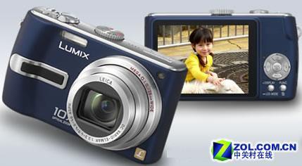 28-280mm防抖镜头松下口袋机TZ3发布