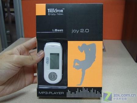 收录放全能德国品牌MP3512MB仅119元