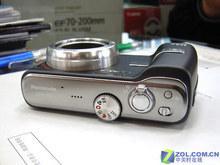 最小的十倍防抖长焦相机松下TZ1仅2250