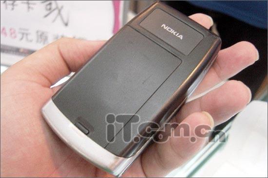节前小降诺基亚翻盖智能N71售3630