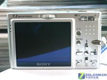 防抖卡片相机索尼700万像素T10促销2380