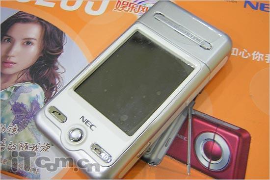 百万像素NEC女性PDA手机N6203卖999