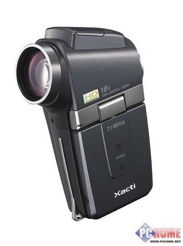三洋最新数码电影照相机DMX-HD2体验
