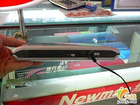 7寸大屏贴近平民价纽曼M7000促销2599元