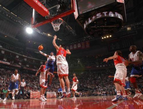 过年看NBA明星赛没有平板电视怎么行