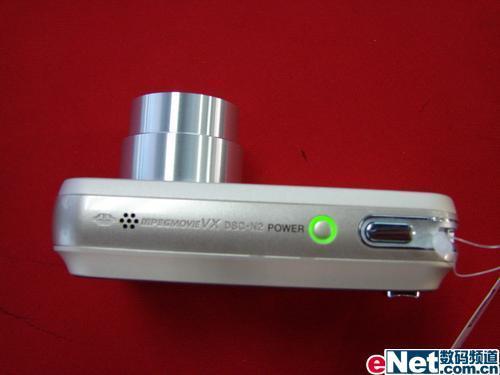 千万像素触摸屏索尼N2相机涨价至2990元