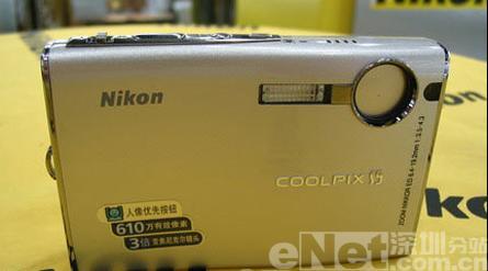 平民卡片价格走低尼康S9售价1700元