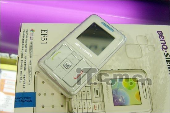 潘多拉魔盒明西女性音乐手机EF51低价