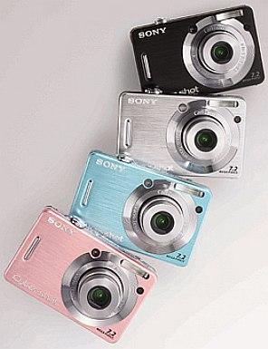 来势汹汹近期发布六款新品数码相机点评