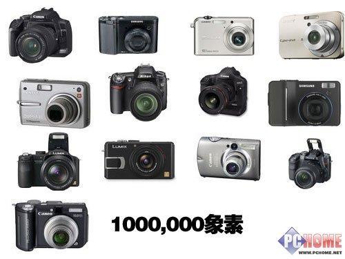敢为天下先2007数码相机之九大预言