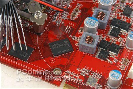 X2415控制IC和6颗ANPEC 的APM2506N Mosfet管,最大稳定提供90图片