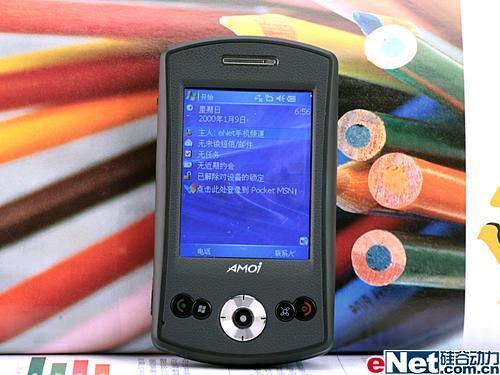 游移天下夏新GPS智能手机E860评测